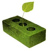 Eco-friendly Green Brick Company