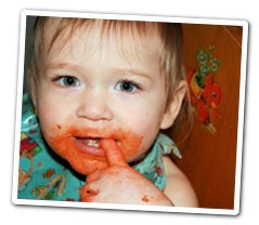 Healthy and Natural Baby Food