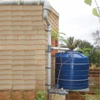 High Quality Fibreglass rain water tanks
