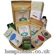 Organic Hemp and Health Foods